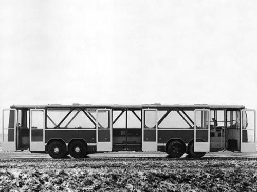 1963 LAZ 360EMa