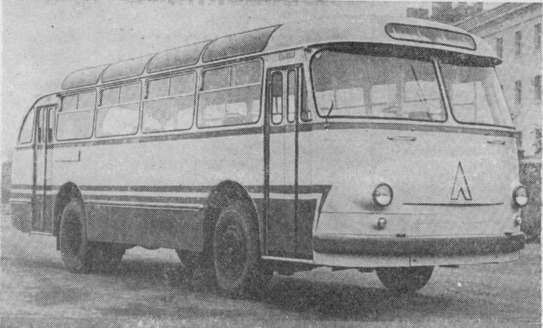 1963 LAZ 695E 5