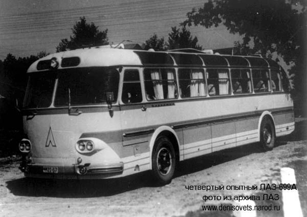 1963 LAZ 699A 4ed 1