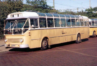1963 Leyland LERT 2-1 0.680 170pk carr Den Oudsten GTW 490