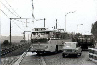 1963 Leyland LERT 2-1 0.680 170pk carr Den Oudsten GTW 495