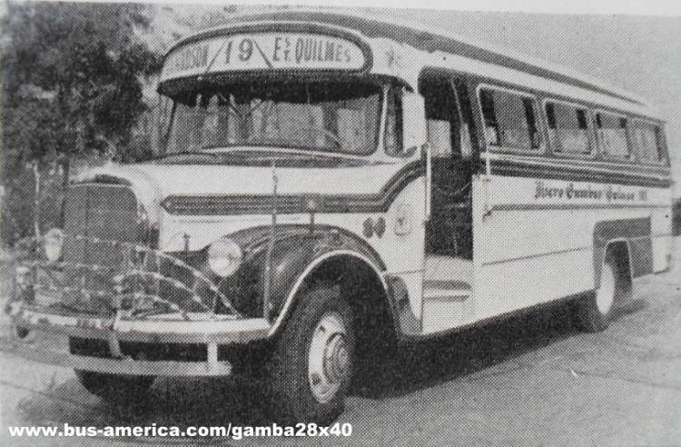 1963 Mercedes-Benz L 312 - La Estrella