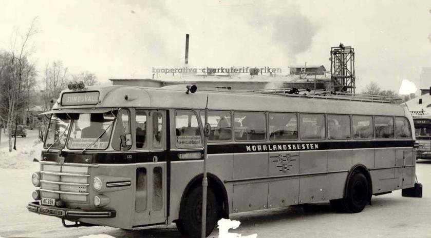 1963 Scania Vabis, 1963