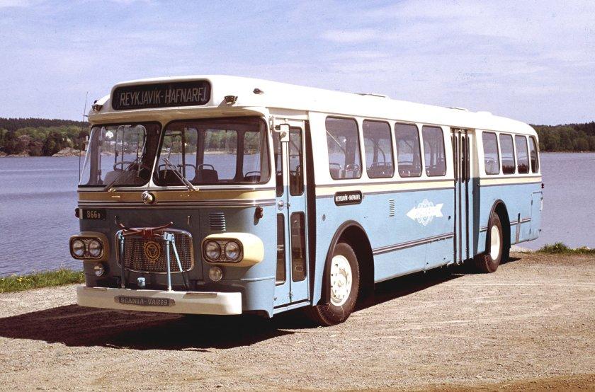 1963 SCANIA-VABIS CF 65