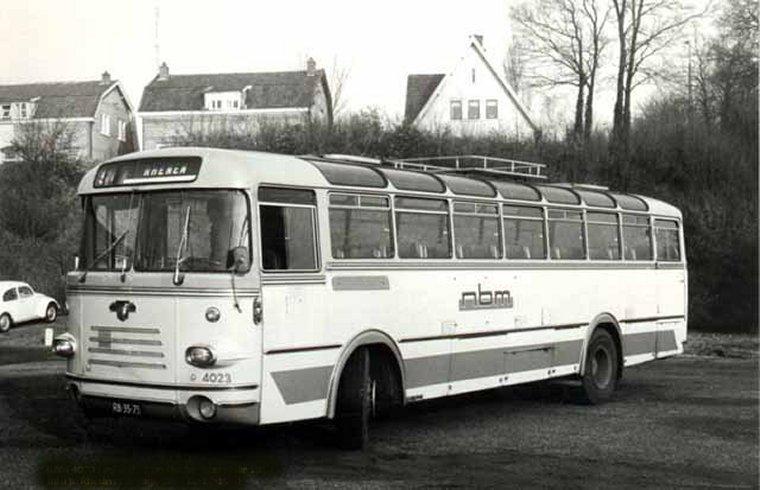 1963 VAN HOOL-LEYLAND