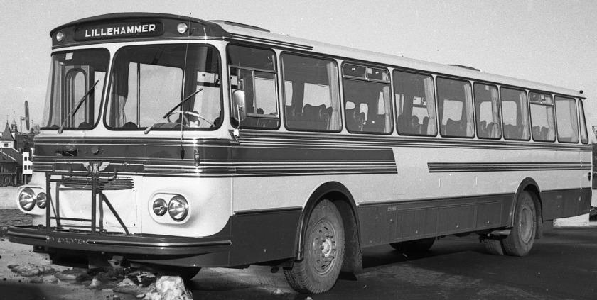 1963 Volvo T Knudsen Kar.Fabrikk 1163be