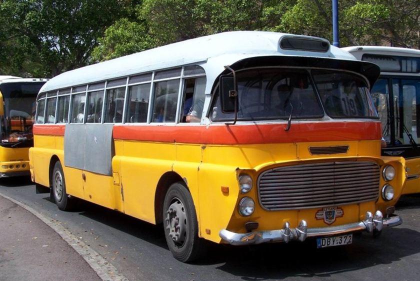1964 Casha Leyland  Malta