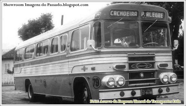 1964 Incasel Rodoviário Super Luxo Scania B-75