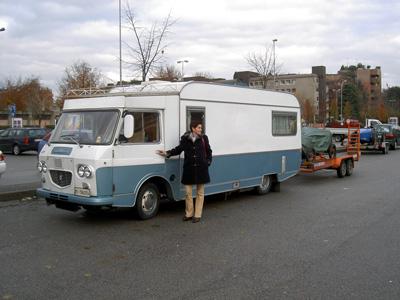 1964 LANCIA ESATAU Camper