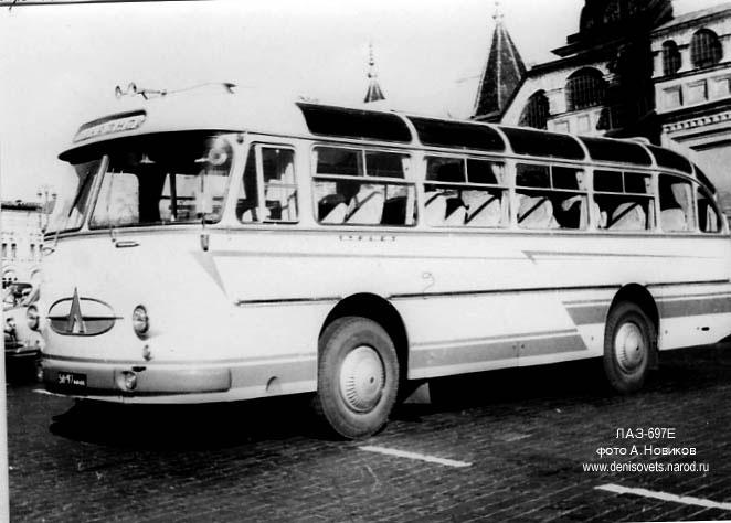 1964 LAZ 697E 2
