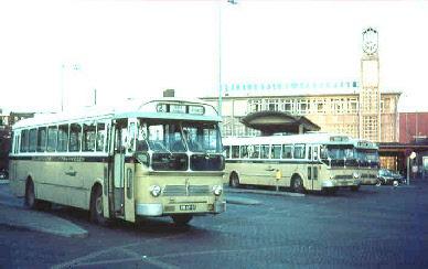 1964 Leyland LERT 2-1 0.680 170pk carr Den Oudsten GTW 421
