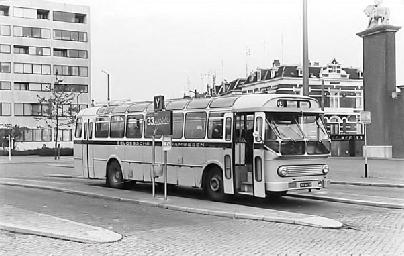 1964 Leyland LERT 2-1 0.680 170pk carr Den Oudsten GTW 485