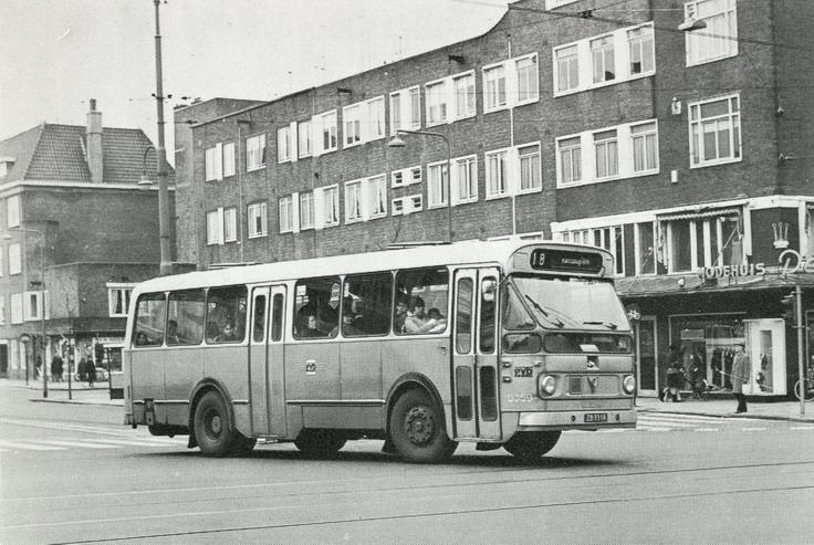 1964 Leyland - Verheul, Waddinxveen