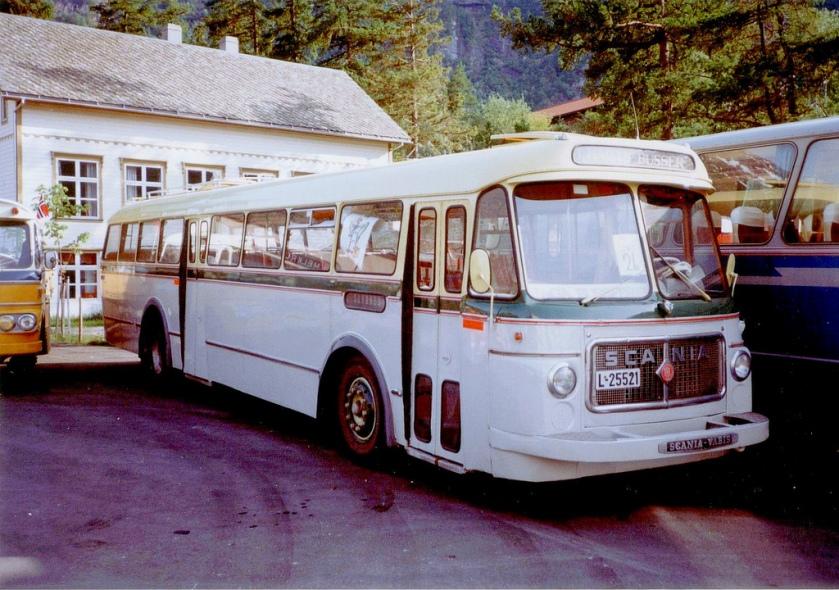1964 Scania Vabis BF76 - Repstad 1964