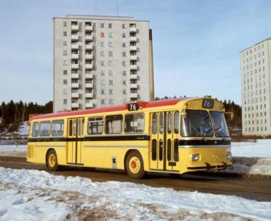 1964 Scania zestiger jaren