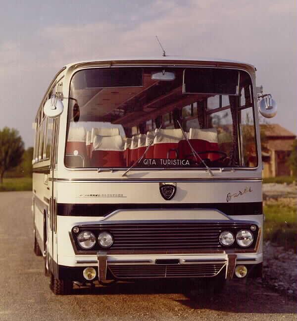 1965-70 Lancia ESAGAMMA CARROZZERIA BARBI SPA