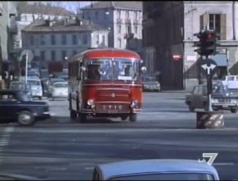 1965-70 Lancia Esatau 703 Bianchi