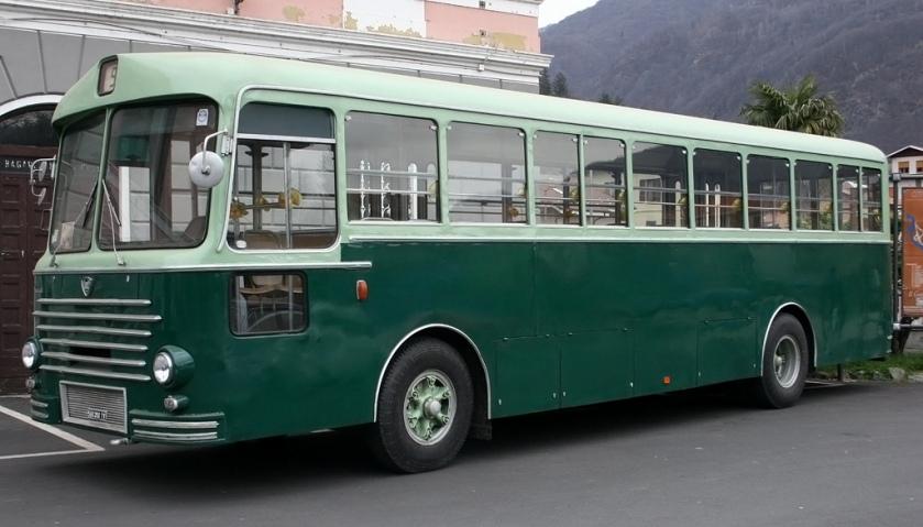 1965-70 Lancia Esatau 703 Dalla via
