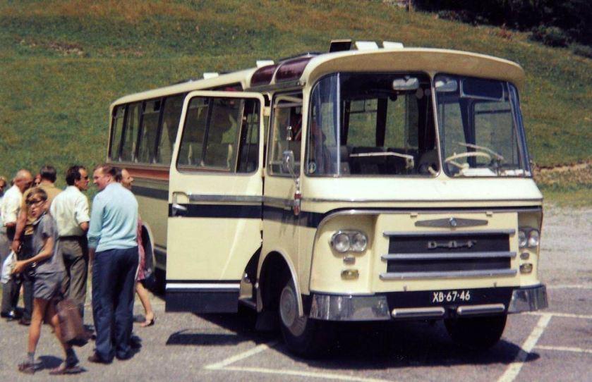 1965 DAF TB carr. Lansen