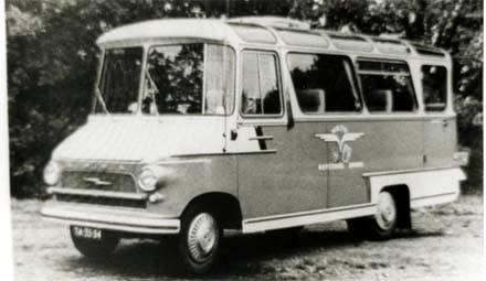 1965 Opel Blitz Lansen WATO 17 Tet 080