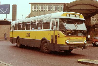 1966 Leyland LERT 2-1 0.680 170pk carr Den Oudsten GTW 476