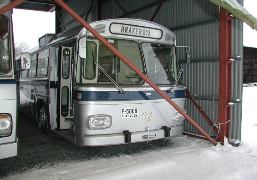 1966 Scania CR76 fra