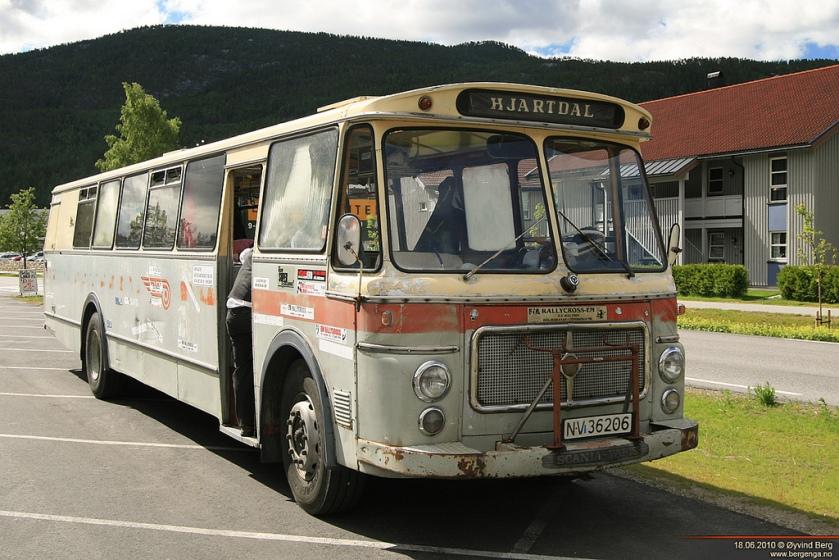1967 Ajokki Scania-Vabis B76-63