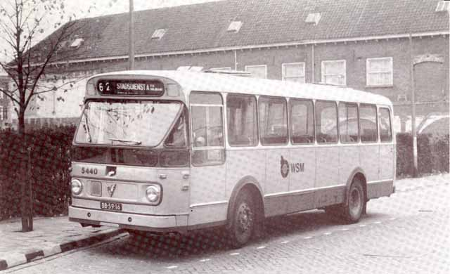 1967 Leyland-RT-Verheul WSM 5440