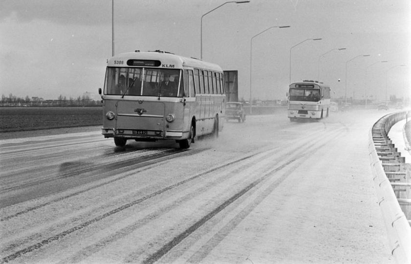 1967 Leyland Verheul KLM 7 december 1967