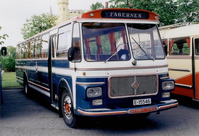 1967 Scania Vabis B56 - Repstad
