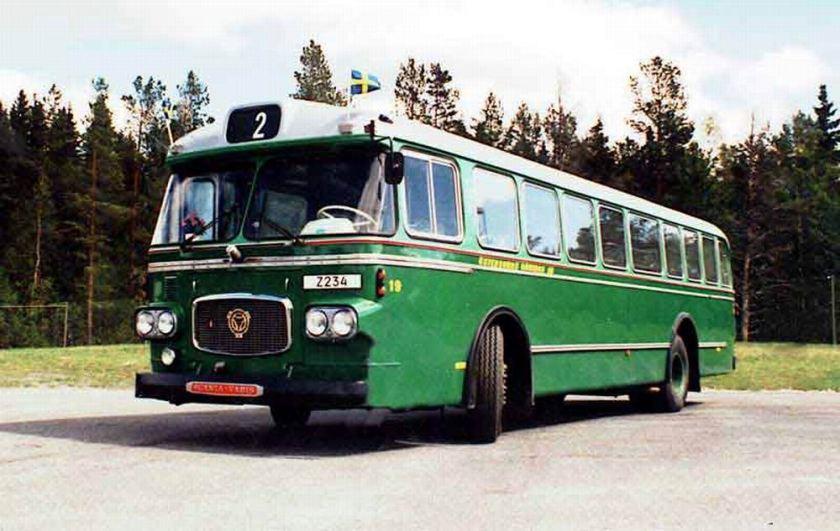 1967 Scania Vabis CF 76