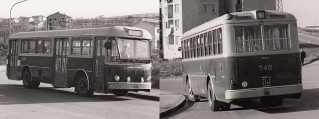 1968 Lancia Esatau 703.04