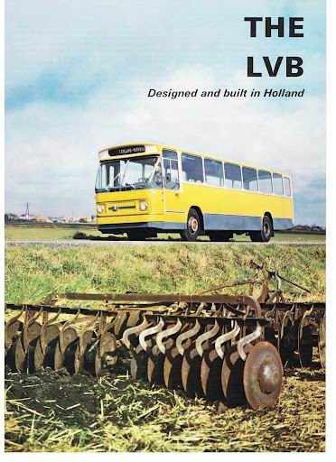 1968 LEYLAND LVB
