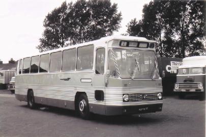 1968 Leyland LVB668 0.680 carr Roset+Verheul GTW302