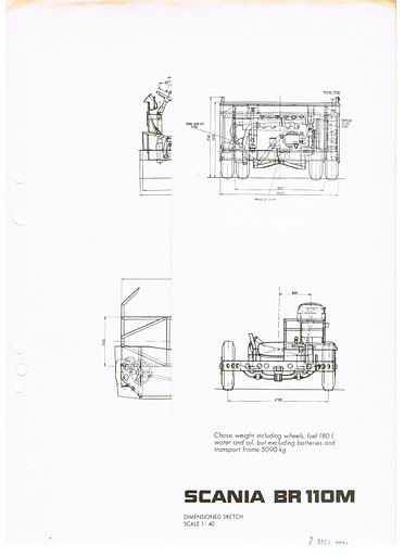 1968 SCANIA BR110M (SBK 1031-1000)
