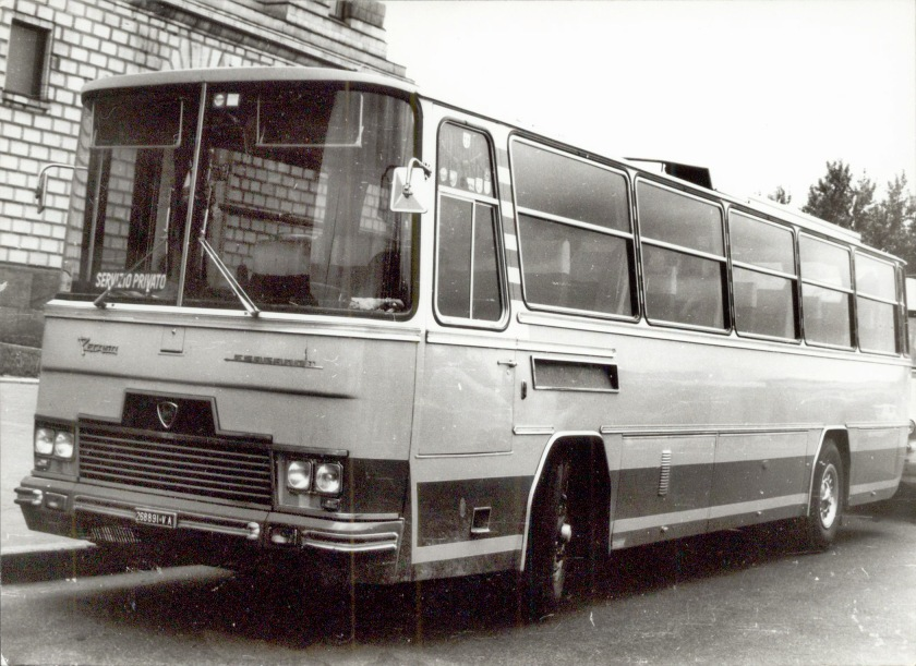 1969 Lancia 033