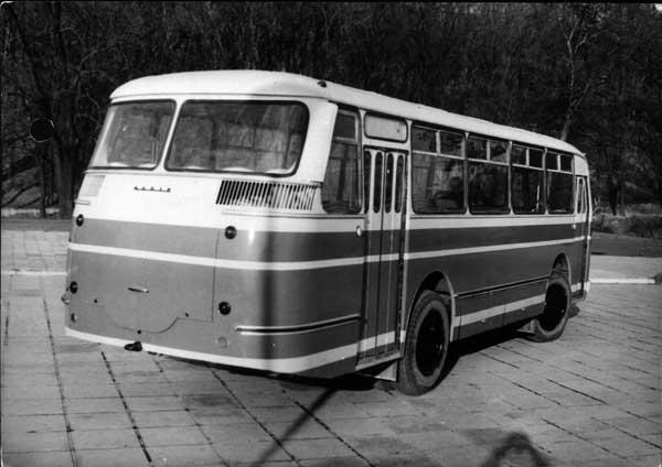 1969 LAZ 695M 1