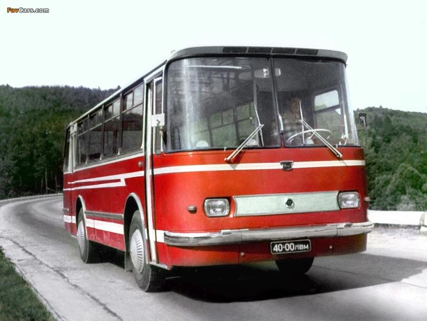 1969 laz 695n