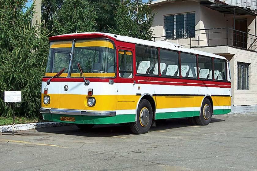 1969 LAZ Kiev 111-009