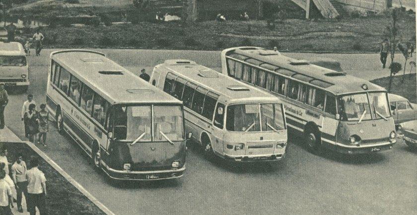 1969 LAZ UKRAINA67 69