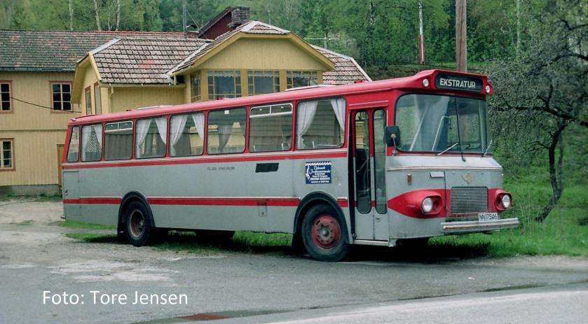 1969 NN 17546 Mercedes 1113 T Knudsen Karosserifabrikk tot 1992
