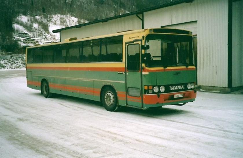 1969 Scania HZ10779