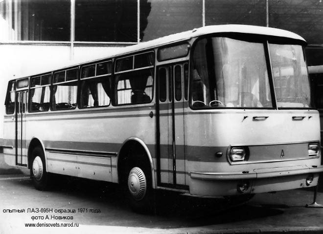 1970 laz-695-05