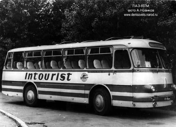 1970 LAZ 697M 3
