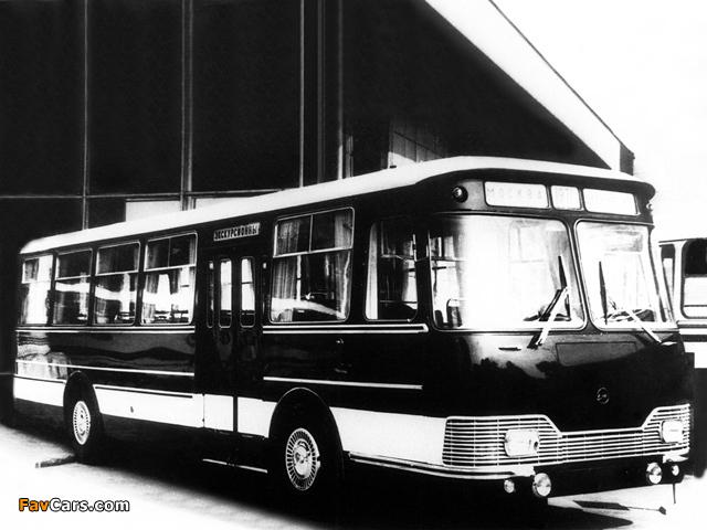 1970 liaz 677 1970-75