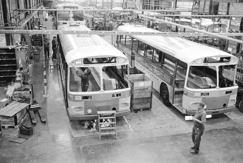 1970 SCANIA-BUSSAR