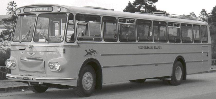 1970 Scania Vabis T Knudsen 1170b
