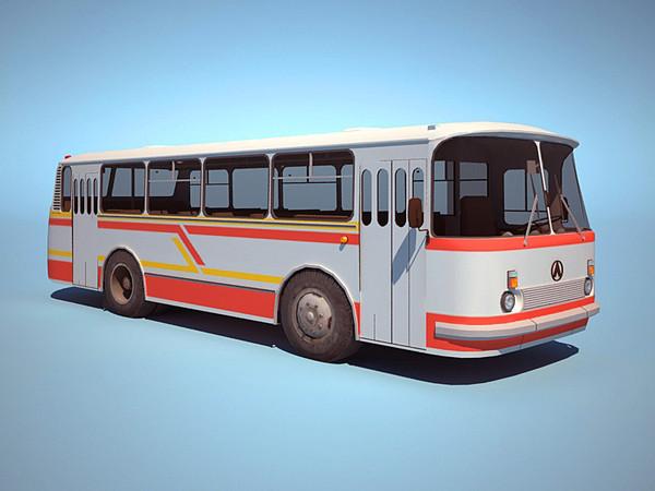 1971 laz-695N-1