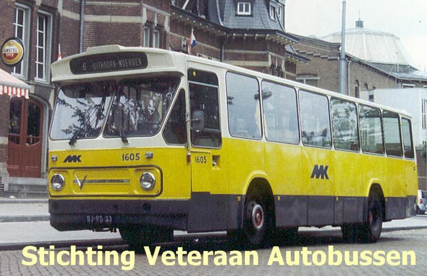 1971 Leyland, LOK Domburg i.o.v Verheul