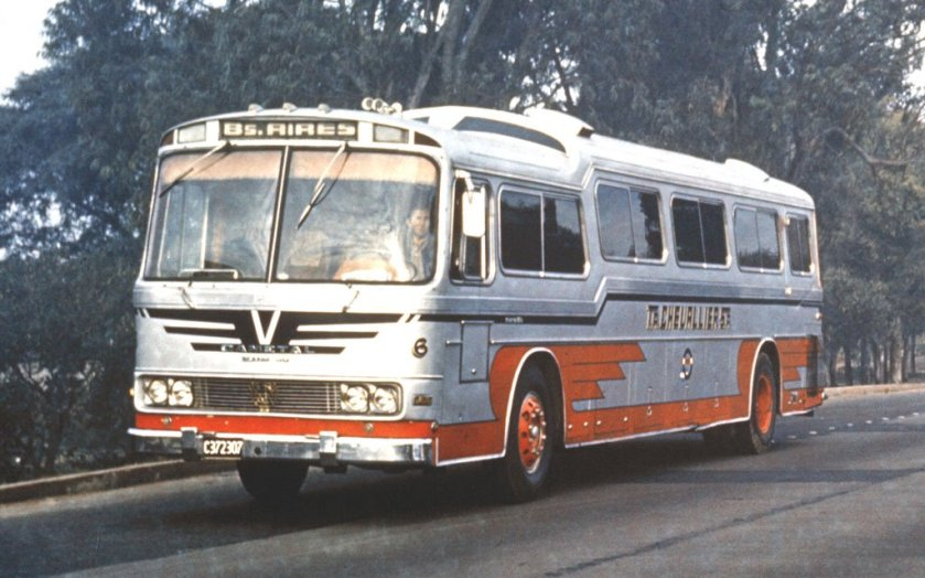 1971 SCANIA BR 110